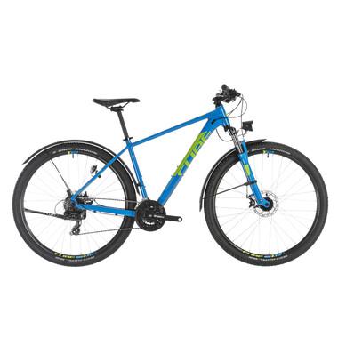 Bicicleta todocamino CUBE AIM ALLROAD Azul 2019